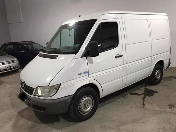Mercedes-benz Sprinter 2.1 313 3000 Mixto 4+1 S-airbag 2008