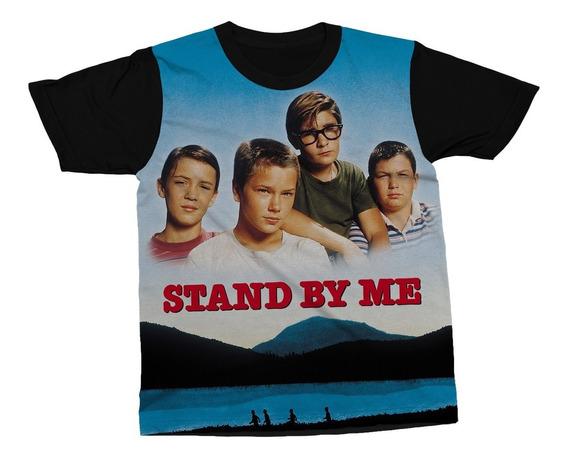 Camiseta Stand By Me Filme Conta Comigo Stephen King Camisa