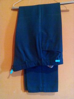 Pantalón Azul Para Uniforme Militar Nº5 O Tropical Aviación.