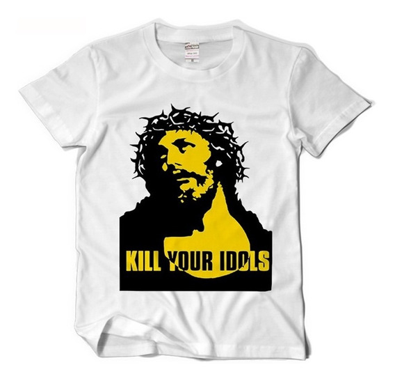 Kill Your Idols - Remera Unisex - Guns&roses- Axl Rose