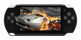 Consola De Videojuegos Portátil X6 Árcade 2000 Juegos