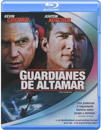 Guardianes De Altamar Blu Ray Kevin Costner Película Nuevo