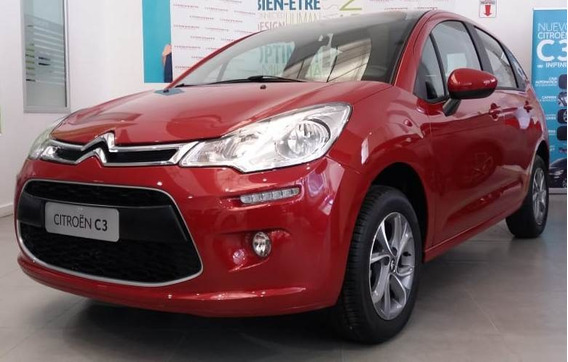 Citroën C3 1.6 Vti 115 Feel 20.5