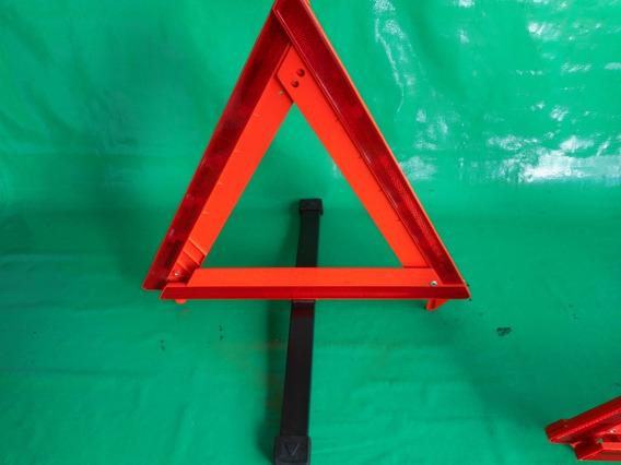 Señales De Emergencia Triangulo Reflejante Toyota