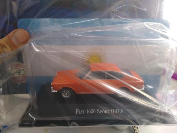Autos Inolvidables Argentinos Nro 84 Fiat 1600 Sport 1970