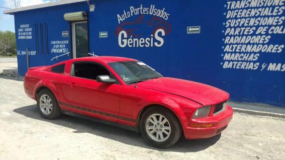 Ford Mustang 2008 ( En Partes ) 2005 - 2009