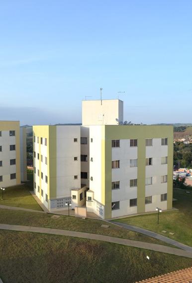Apartamento Em Ibiporã 62m², Vista Bela, 2 Quartos, Térreo