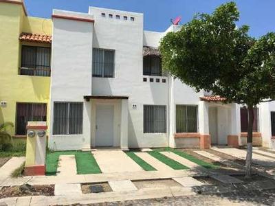 Venta De Casa En Coto Privado Villa Del Mar , Manzanillo, Colima.