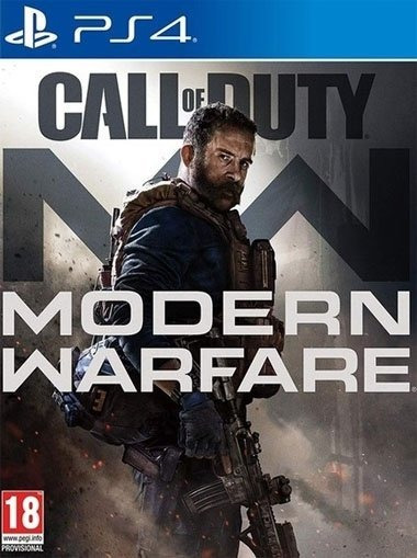Call Of Duty: Modern Warfare Ps4 Digital Psn 1 Inglês