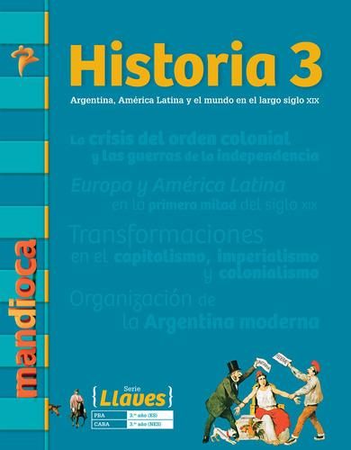 Imagen 1 de 1 de Historia 3 Serie Llaves - Estación Mandioca -