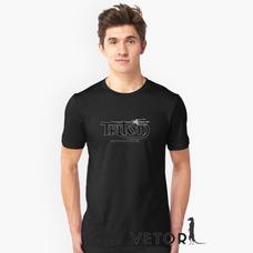 d268f2ecf Camisetas Triton - Calçados, Roupas e Bolsas no Mercado Livre Brasil