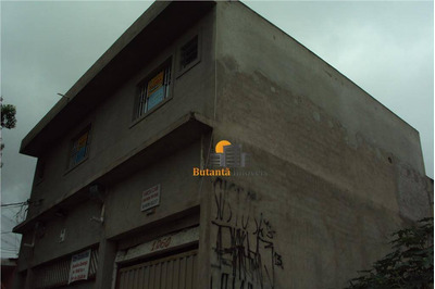 Casa Residencial Para Locação, Jardim Ester, São Paulo - Ca0775. - Ca0775