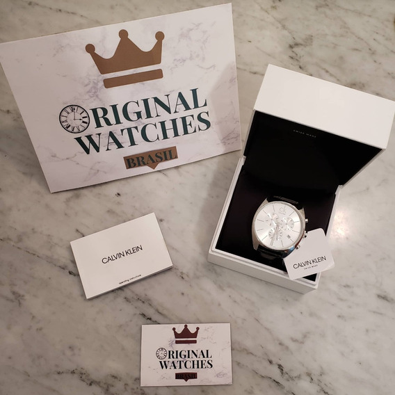 Relógio Calvin Klein K2f27120