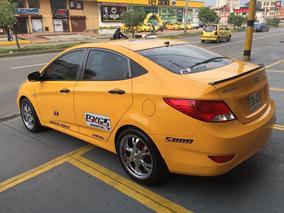 Hyundai I25 Taxi 1.600 Cc 2017 Full