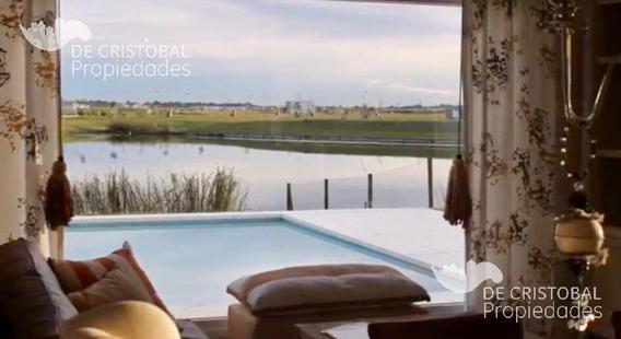 Espectacular Casa En Venta De 4 Dormitorios En Barrio Muelles -puertos, Escobar