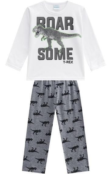 Pijama Infantil Kyly Dinossauro