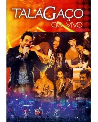 Dvd - Talagaço Fonomidia