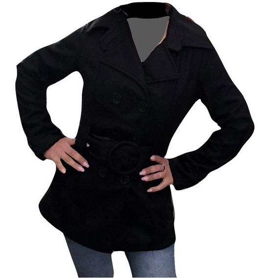 Saco Para Dama Color Negro B&h