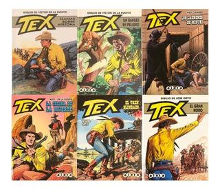 Lote Tex - Seis Tomos - Aleta Ed. - Spaghetti Western