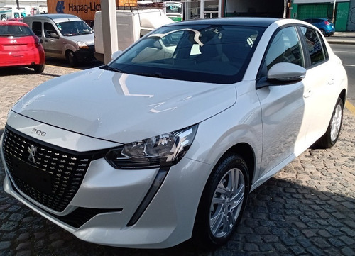 Nuevo Peugeot 208 Active Tiptronic 0km - Entrega Inmediata