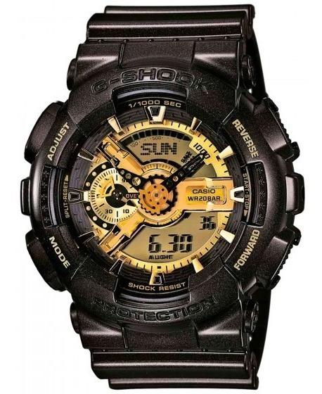 Relógio Casio Ga-110br-5adr G-shock Brilhante - Refinado