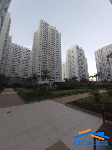 Imagem 1 de 12 de Apartamento No Jardins Do Brasil 90m² E 2vagas !!! - 2064