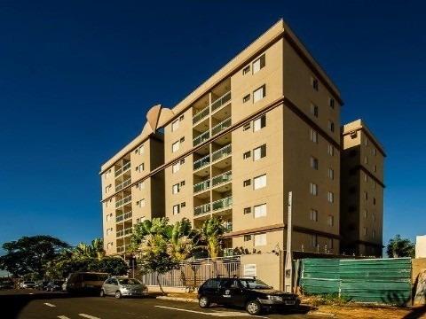 Apartamento  Vila Monteiro, Piracicaba 3 Dormitórios Sendo 1 Suíte, 1 Sala, 2 Banheiros, 2 Vagas 72,00 M2 Útil - Ap00975 - 4541092