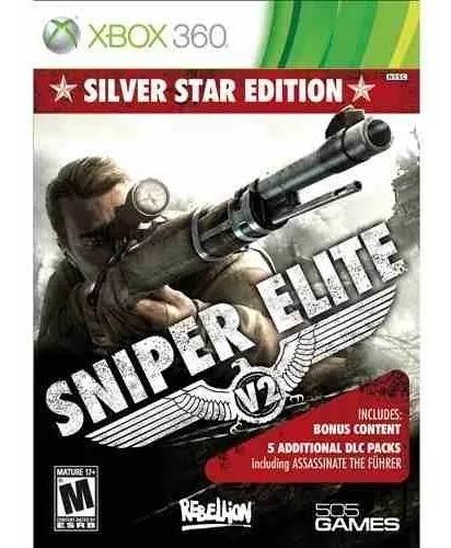 Sniper Elite V2 Xbox 360 ( Mídia Digital )