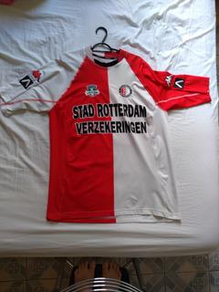 Camisa Feyenoord - 2003 - Usada