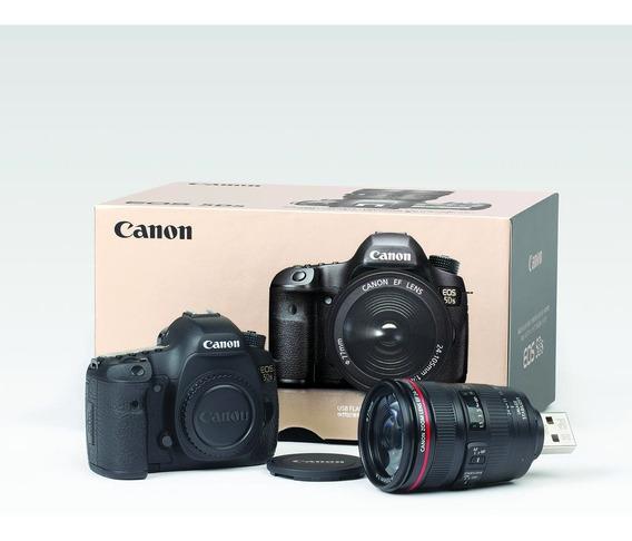 Miniatura Da Canon Eos 5ds 24-105mm Com Pendrive 8gb Usb