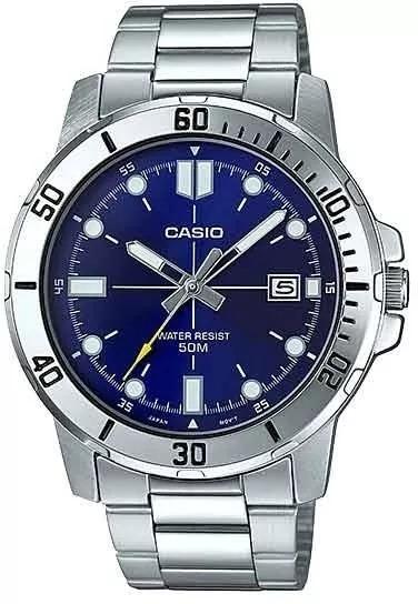 Relógio Casio Masculino Analógico Mtp-vd01d-2evudf