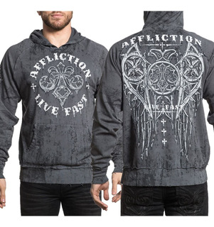 Buzo Hoodie Affliction Royale