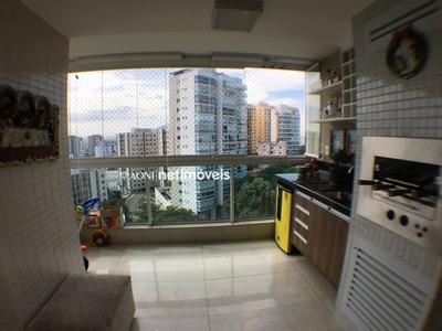 Apartamento A Venda No Bairro Barro Vermelho Em Vitória - - 1606-1