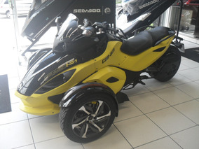 Triciclo Can-am Spyder Rss 2014 Semi-automatica