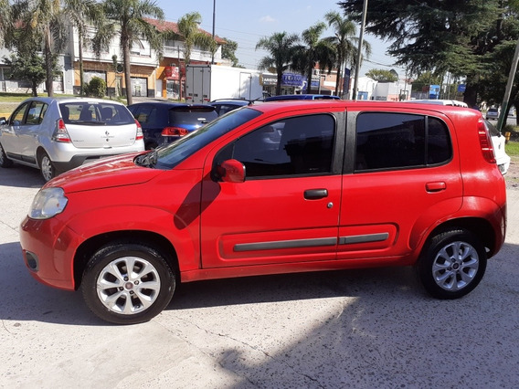 Fiat Uno 1.4 Attractive 2011