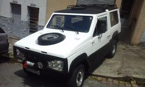 Gurgel Carajas Diesel Novo 87