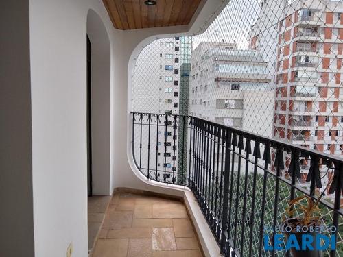 Imagem 1 de 15 de Apartamento - Higienópolis  - Sp - 636536