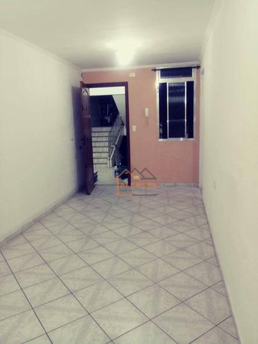 Imagem 1 de 18 de Apartamento Com 2 Dormitórios À Venda, 56 M² Por R$ 165.000,00 - Conjunto Residencial José Bonifácio - São Paulo/sp - Ap0096