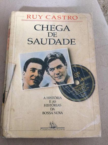 Livro Chega De Saudade De Ruy Castro