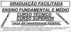 Diario Oficial Cursos(035)992098837