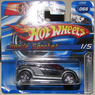 Hw - Hot Wheels - Honda Spocket - 1/64