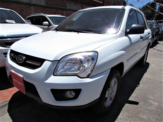 Kia New Sportage Fq Lx Aut 2 Gasolina 4x2
