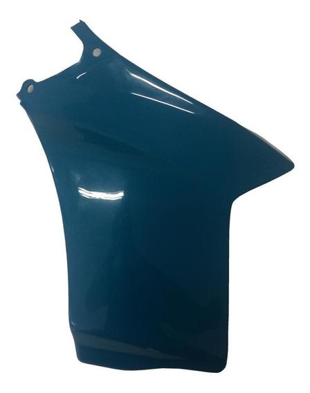 Aba Asa Aleta Protetor Tanque Nx 200 Verde 98 Lado Esquerdo