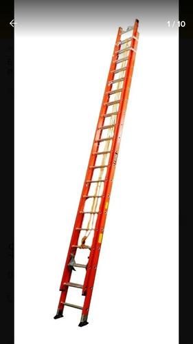 Escalera Extensible De Fibra De Vidrio