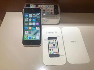 Apple iPhone 5c 16 Gb - Funcionando Com Detalhes