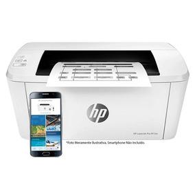 Impressora Hp Laserjet M15w Monocromática Wireless 220v