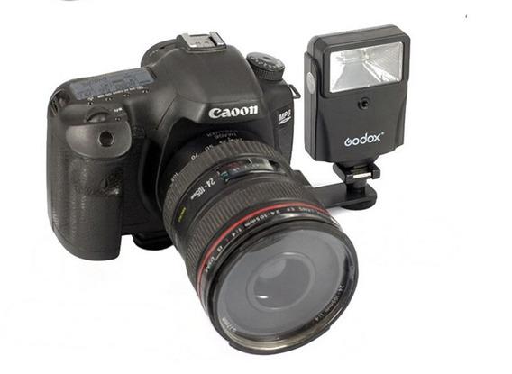 Flash Digital Slave Cf18 Fotocelula Nikon Canon Fuji