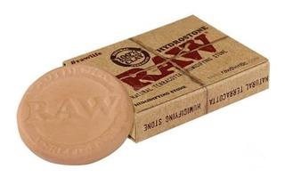 Raw Piedra Hydrostone (hidratante Para Tabaco Y Hierbas)