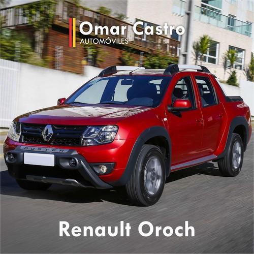 Renault Oroch 2021