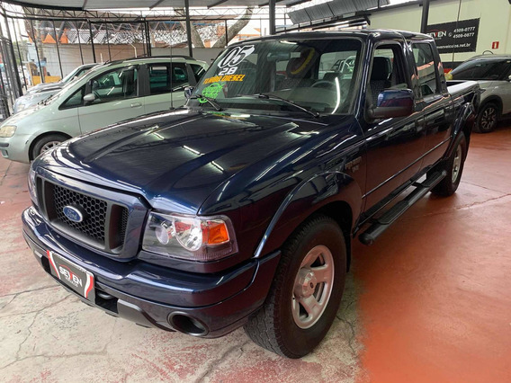 Ford Ranger 2.8 Xls Cab. Dupla 4x4 4p 2005